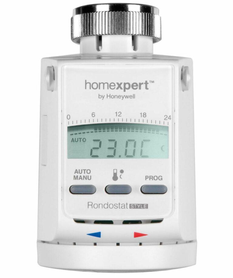 Homexpert by Honeywell Rondostat HR20-Style im Vergleich